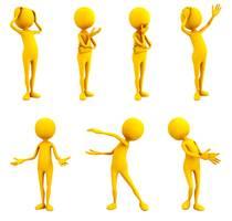Kommunikation körperhaltung nonverbale Mimik Und